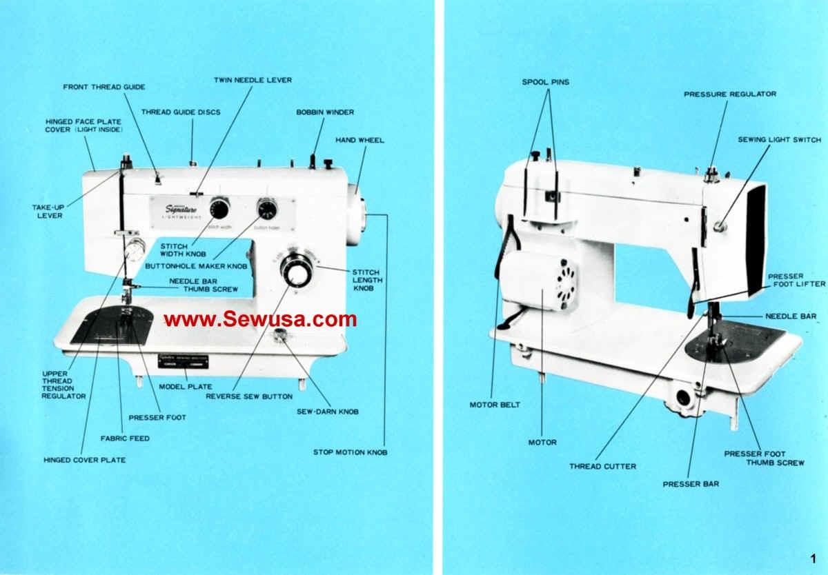Wards Uht 278 B Instruction Manual Wpe1b9 Jpg 69272 Bytes